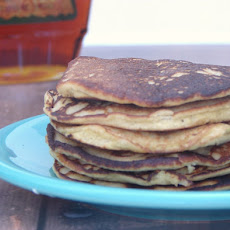 Ultimate Coconut Flour Pancakes
