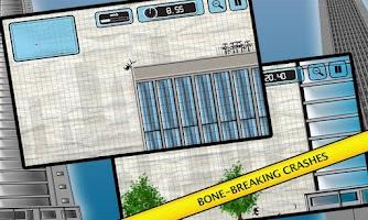 Screenshot of Stickman Base Jumper