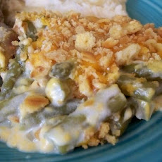 Different Green Bean Casserole
