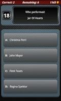 Screenshot of Song Match: 2011