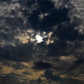 Beautiul Sky by Wiet Van Helmond - City,  Street & Park  Skylines