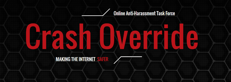Crash Override anti-harassment support network founded by Zoe Quinn and Alex Lifschitz launches
