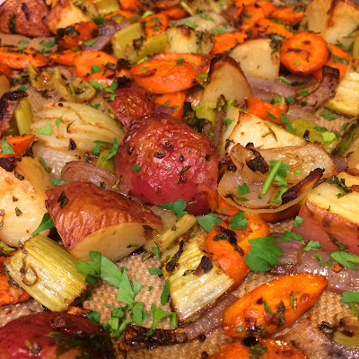 Roasted Vegetables Made Easy
