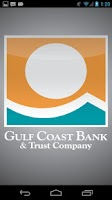 Screenshot of Gulf Coast Bank and Trust