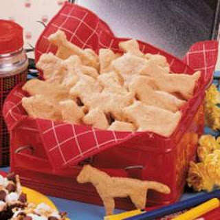 Oatmeal Animal Crackers