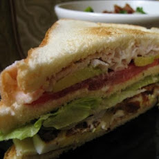 California Cobb Club Sandwiches