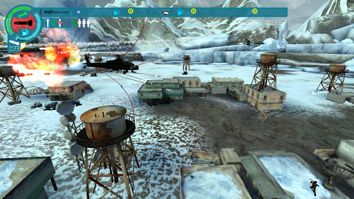 Choplifter HD - screenshot