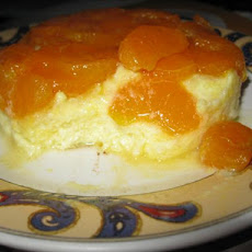 Flan De Naranja (Orange Custard)