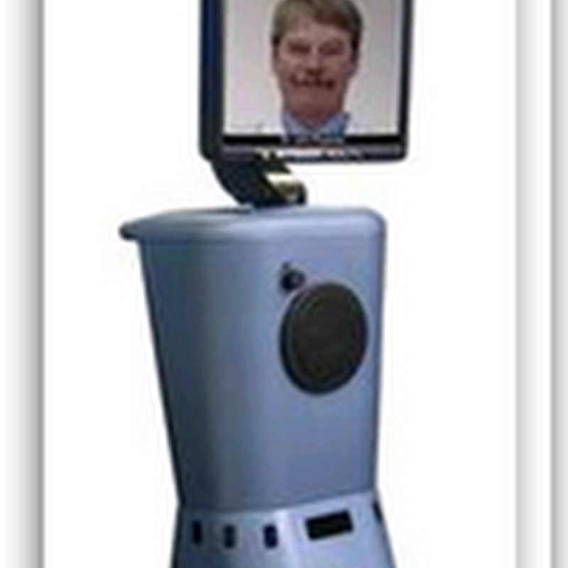 Remote-Presence Robot Attends Patients at Ryder Trauma Center
