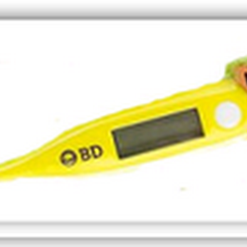 Spongebob Rectal Thermometer