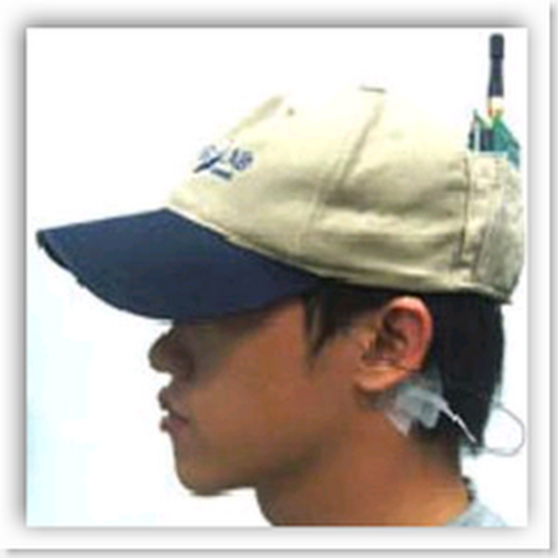 A baseball cap that reads your mind - EEG
