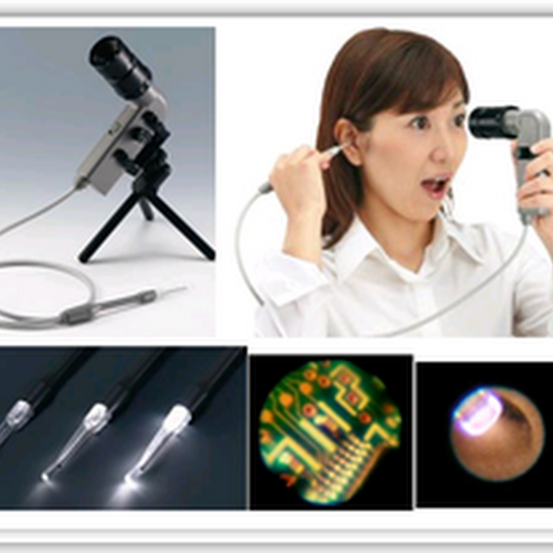 Ear Scope GXL - High-End Endoscope