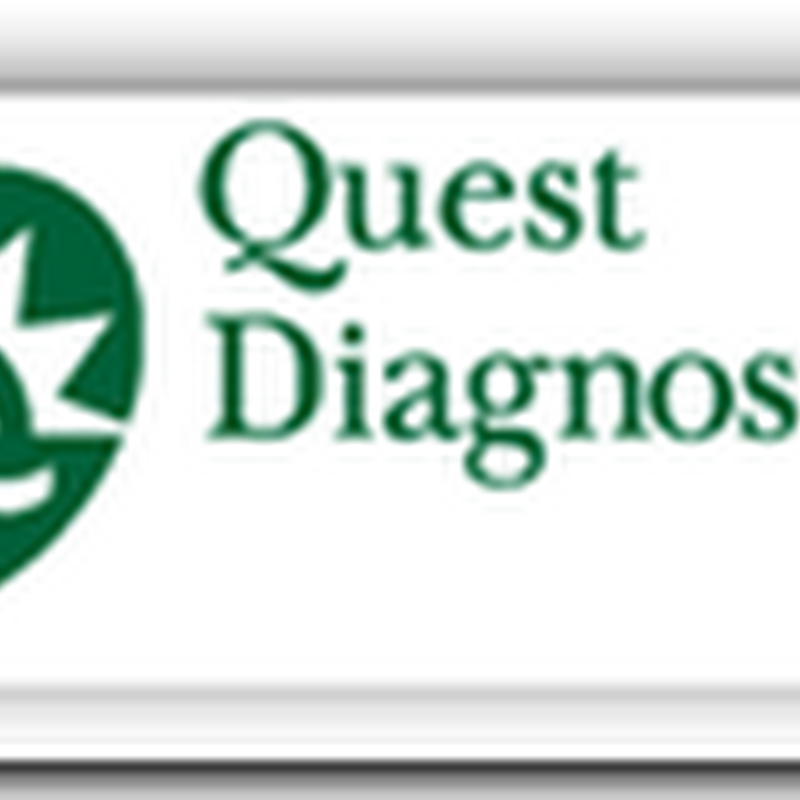 Quest Diagnostics and Google Empower Patients and Physicians to Share Diagnostic Test Results Online