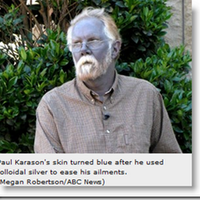 It's Not Easy Being Blue - Blue Man, Blue Woman?