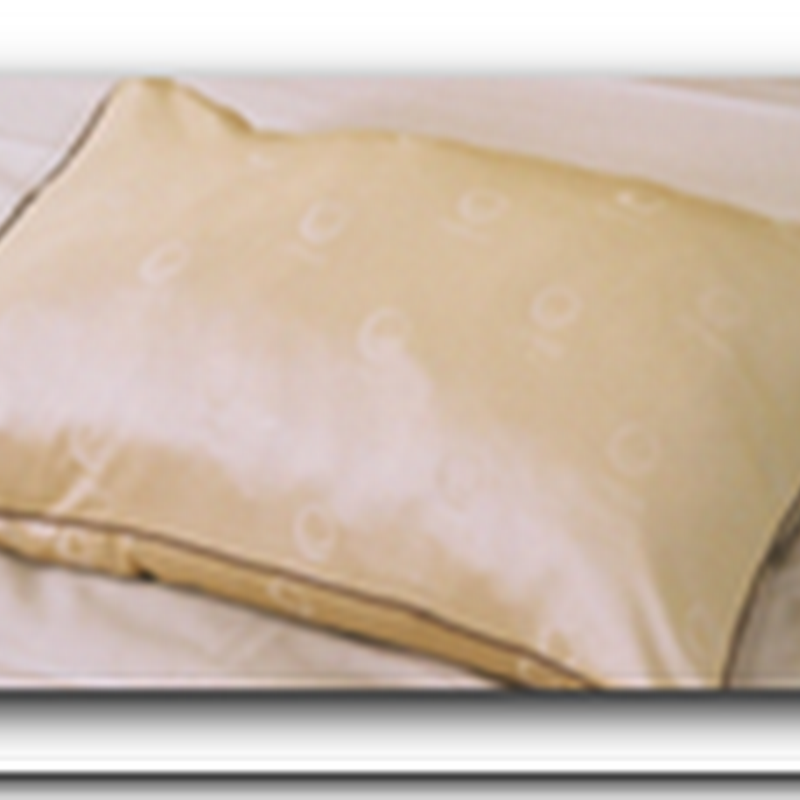 A pillow that can clear wrinkles  - Copper Pillows?