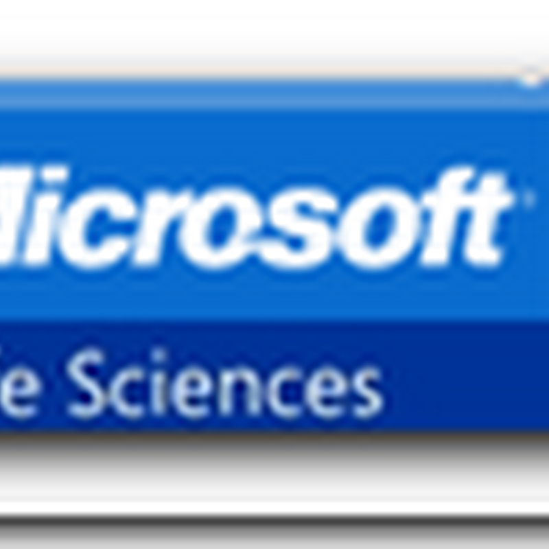 Microsoft's Growing Push into Life Sciences