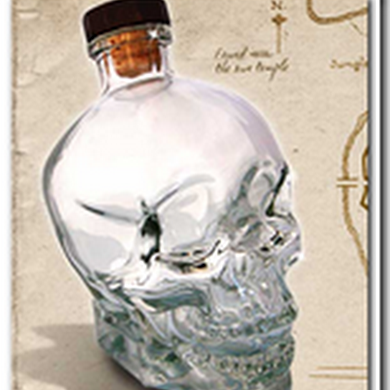 Crystal Head Vodka – Stress Relief with Style