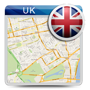 Great Britain Map Offline UK