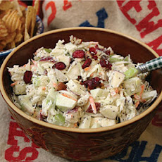 Goalpost Apple Slaw