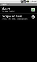 Screenshot of Easy Light Screen Lantern