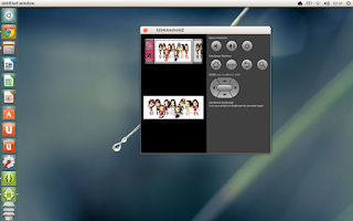 Screenshot of SNSD chibi images