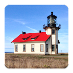 Cover art US Lighthouses