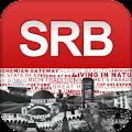 Android aplikacija Serbia Destination - web
