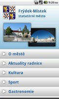 Screenshot of Frýdek-Místek