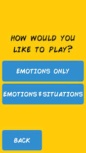 The CHP Emotion Card Game - screenshot