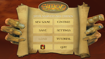 Screenshot of Simon the Sorcerer