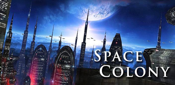 Скачать бесплатно файл Space_Colony_v1.4 - CONTENTWAP.RU.
