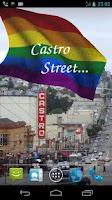 Screenshot of Gay Pride Live Wallpaper Free