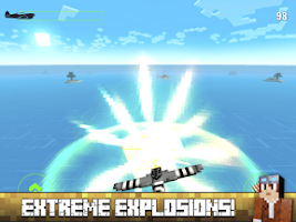 Screenshot of Absolute Block Plane Cube Wars