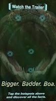 Screenshot of Titanoboa Lives