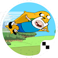 Adventure Time Raider APK for Bluestacks