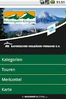 Screenshot of Berchtesgaden - Königssee