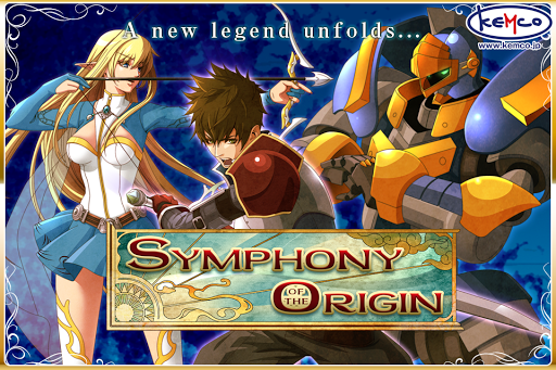 RPG Symphony of the Origin - screenshot