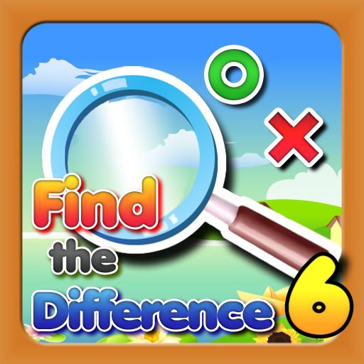 틀린그림찾기6 解謎 App LOGO-硬是要APP