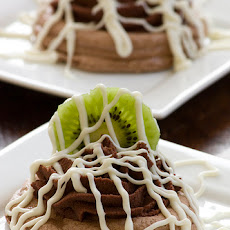 Chocolate Pavlova Shells