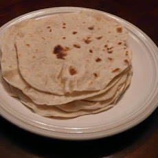 Easy to Make Flour Tortillas
