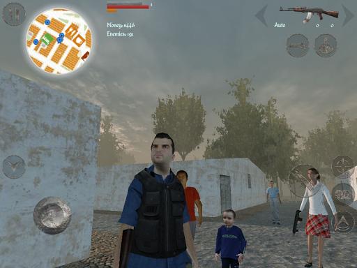 Occupation Donation - screenshot