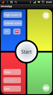 Copy me for Android - screenshot