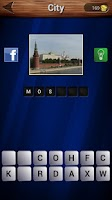 Screenshot of Which Place? Quiz