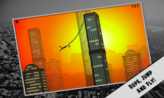 Screenshot of Rope'n'Fly 3 - Dusk Till Dawn