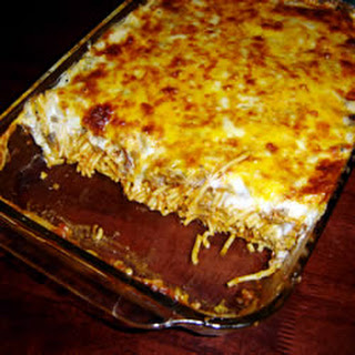 Baked Spaghetti With Tomato Soup Recipes