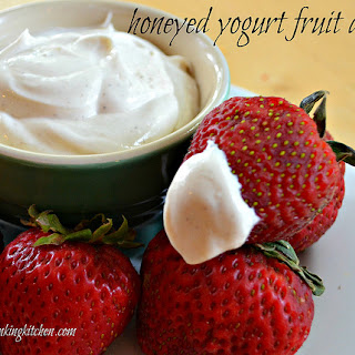 Yogurt Honey Cinnamon Fruit Dip Recipes