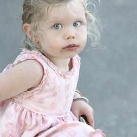 Cutie Pie by Janet Lyle - Babies & Children Toddlers ( children, toddler )