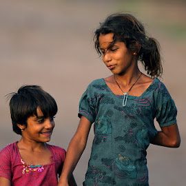 Innocent children by Devki Nandan - People Street & Candids