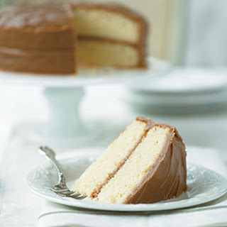 Old-Fashioned Caramel Layer Cake