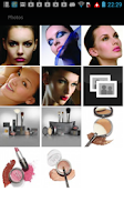 Screenshot of Make-Up Designory Cosmetics